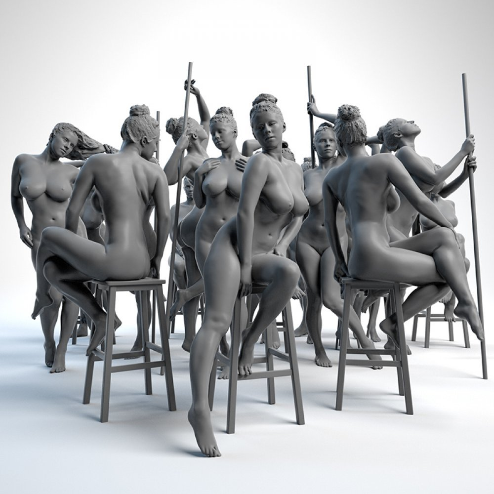 The strange, sordid history of the world's first nude female statue