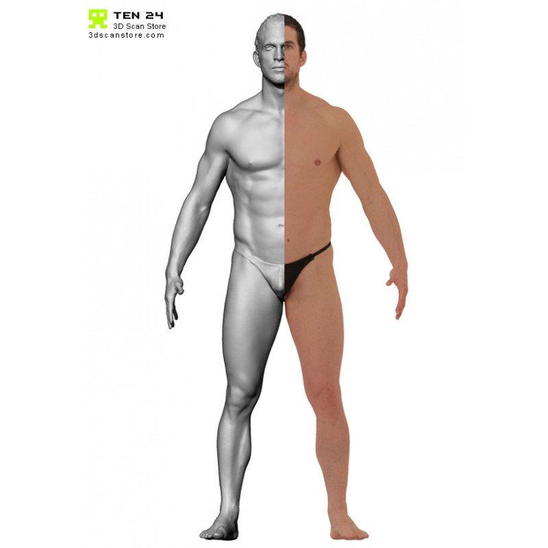 Colour Male Anatomy Bundle