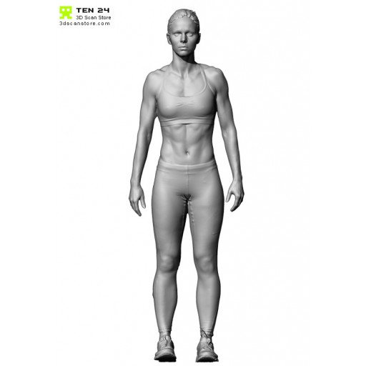 3D Body Models | 3D Body Scans from 3dscanstore com