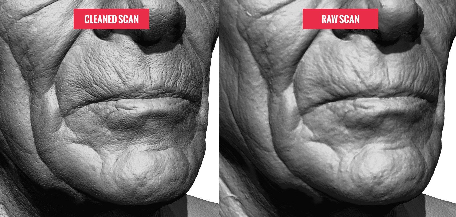3d Scan Comparison Guide